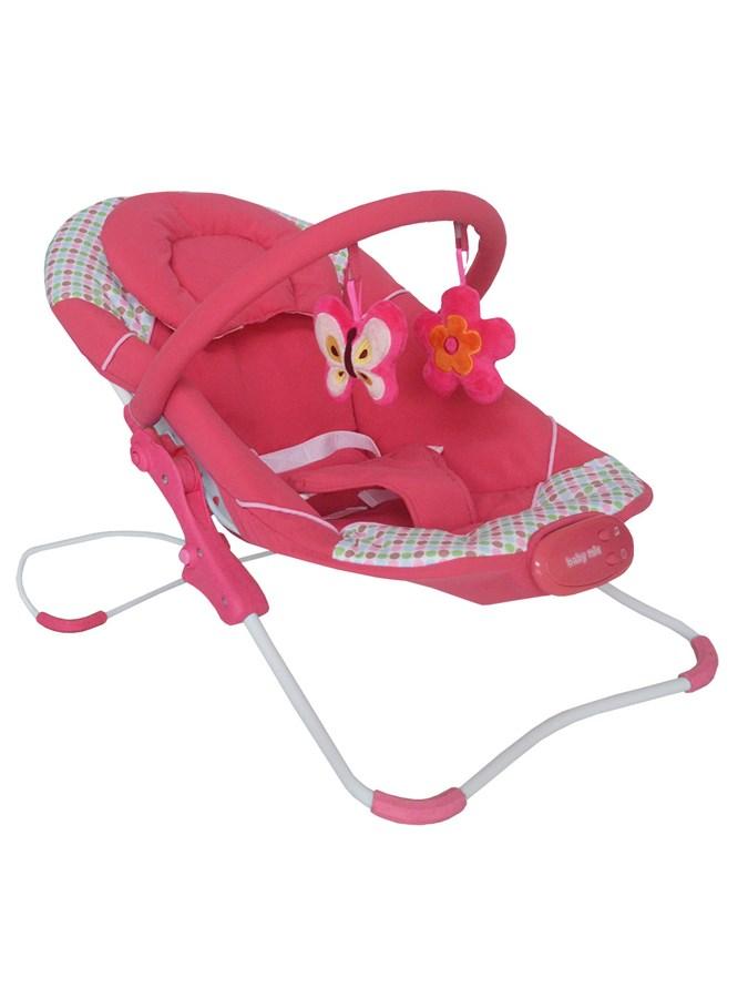 Detské ležadlo Baby Mix pink