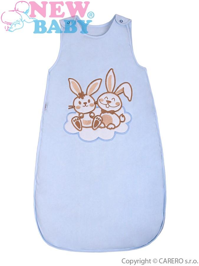 Spací vak New Baby Bunnies modrý