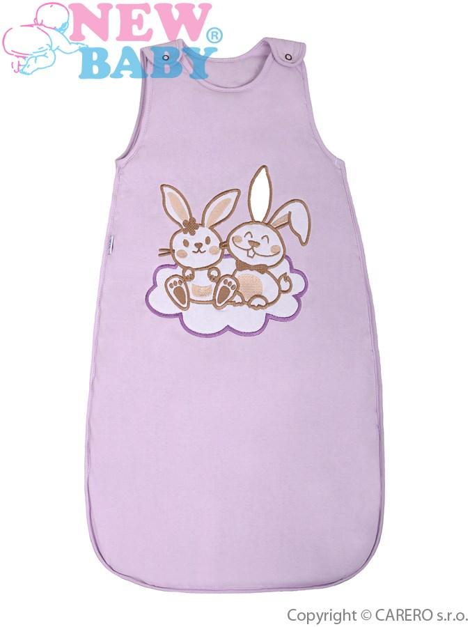 Spací vak New Baby Bunnies fialový