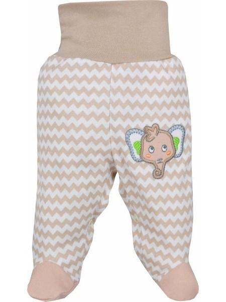Dojčenské polodupačky Bobas Fashion Dominik bežové