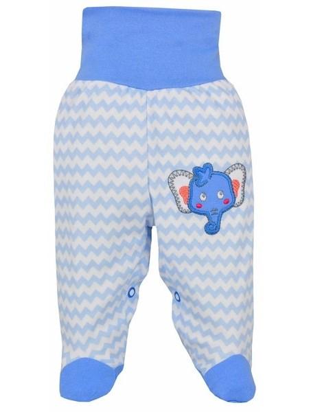 Dojčenské polodupačky Bobas Fashion Dominik modré