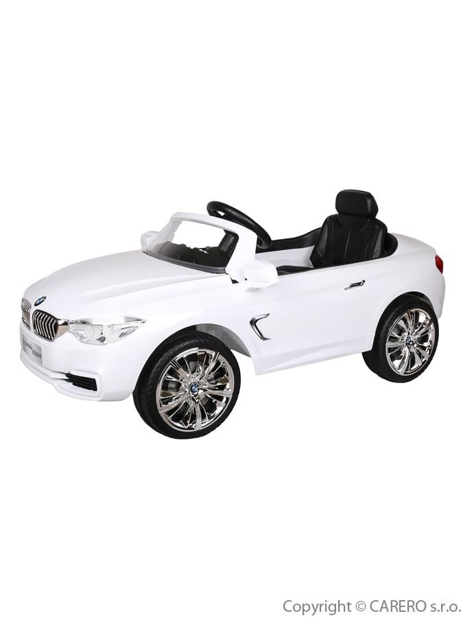 Elektrické autíčko BMW Bayo white
