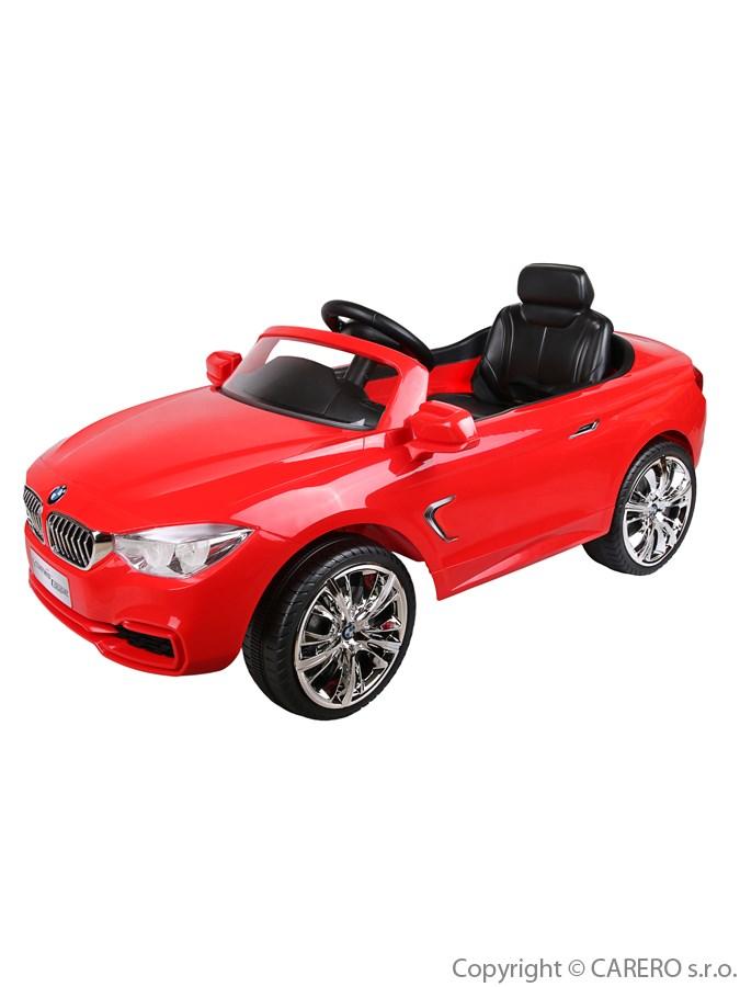 Elektrické autíčko BMW Bayo red