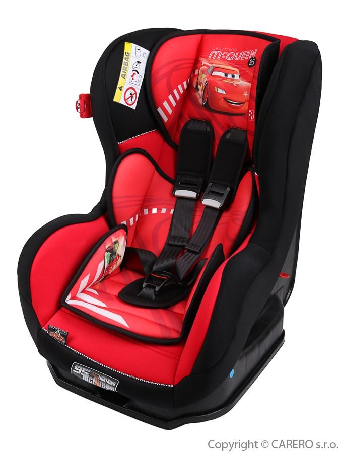 Autosedačka Nania Cosmo Lx Cars Red 2016