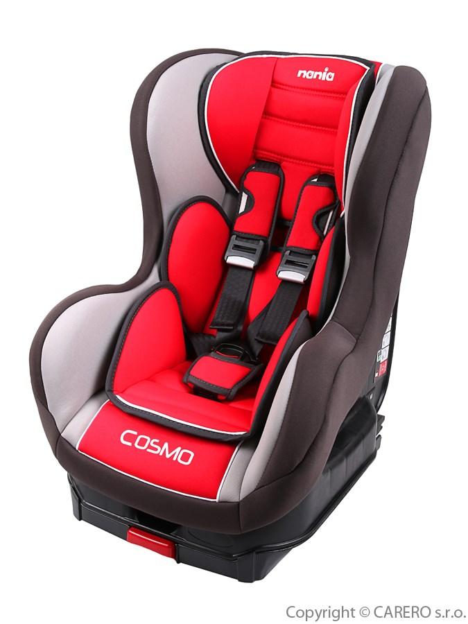 Autosedačka Nania Cosmo Lx Isofix Agora Carmin 2016