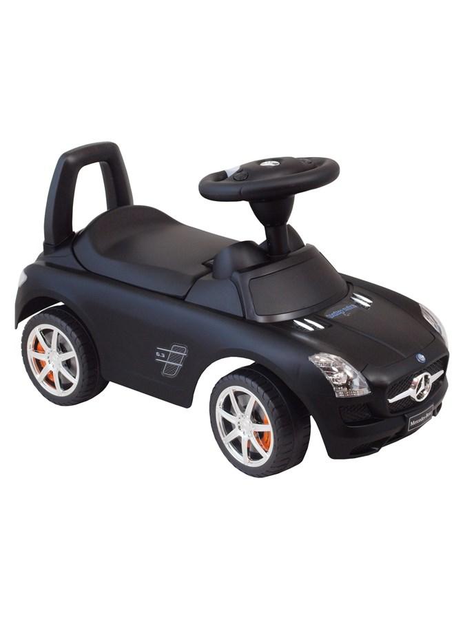 Jezdítko Mercedes-Benz Baby Mix čierné