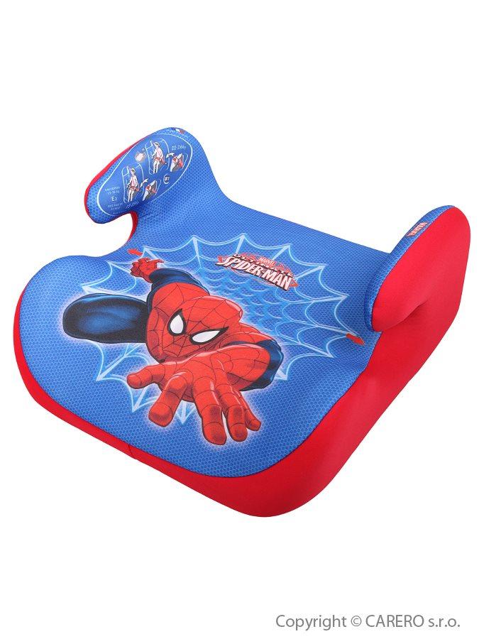 Autosedačka-podsedák Nania Topo Comfort Spiderman 2016