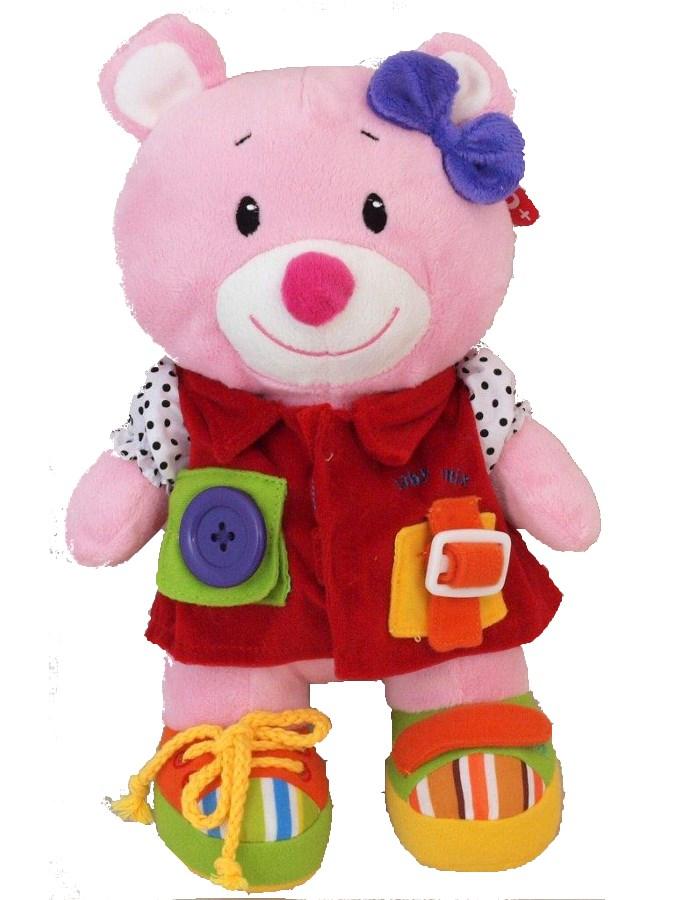 Edukačná plyšová hračka Baby Mix Amálka