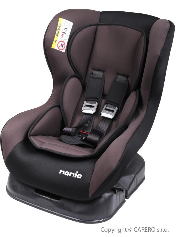 Autosedačka Nania Basic Sp Rock Grey 2016