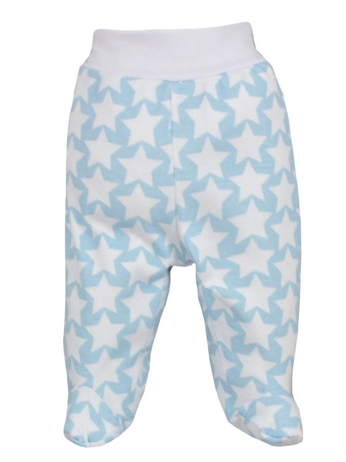 Dojčenské polodupačky Koala Magnetky modré s hviezdičkami