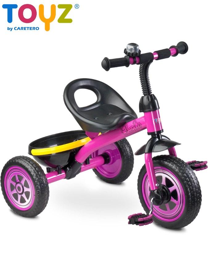 Detská trojkolka Toyz Charlie purple