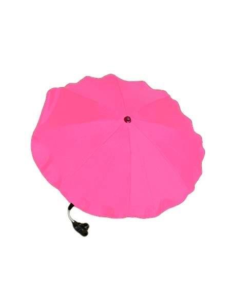 Slnečník na kočík ružovy