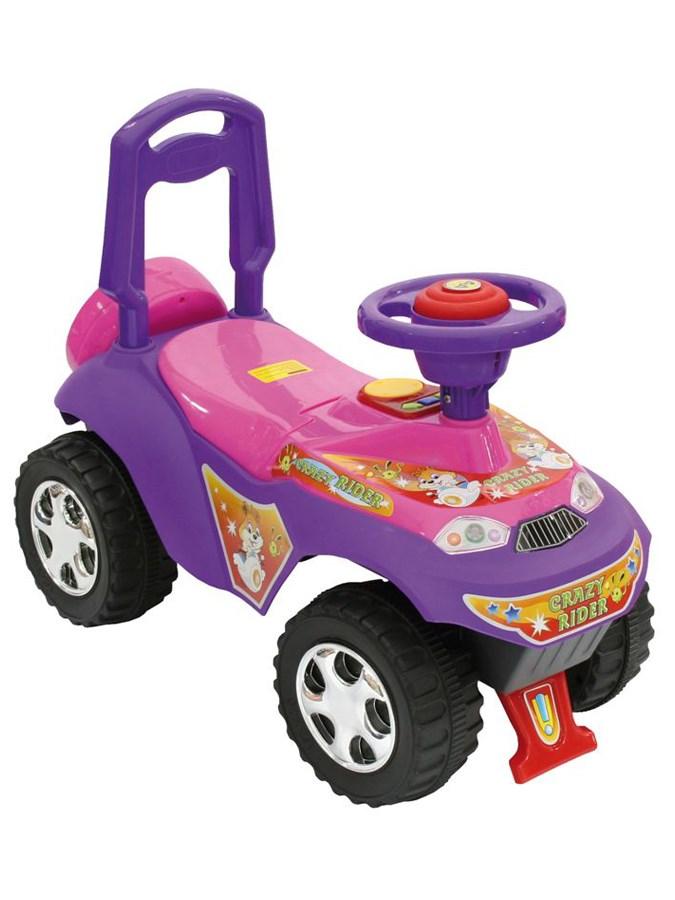Odrážadlo Baby Mix Turbo pink