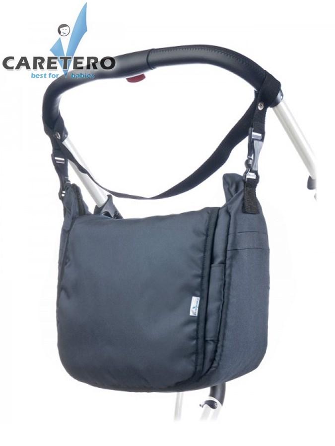 Taška na kočík CARETERO - graphit
