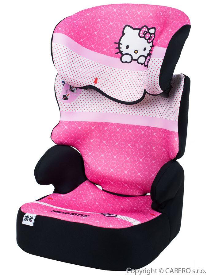 Autosedačka Nania Befix Sp Hello Kitty 2016