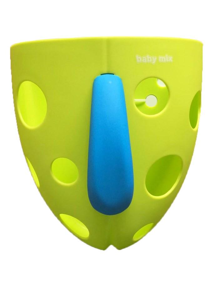 Plastový box na hračky do vane Baby Ono zelený