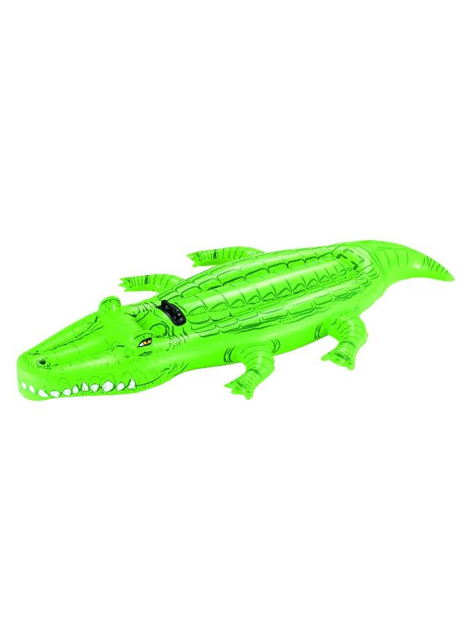 Detský nafukovací krokodíl do vody Bestway