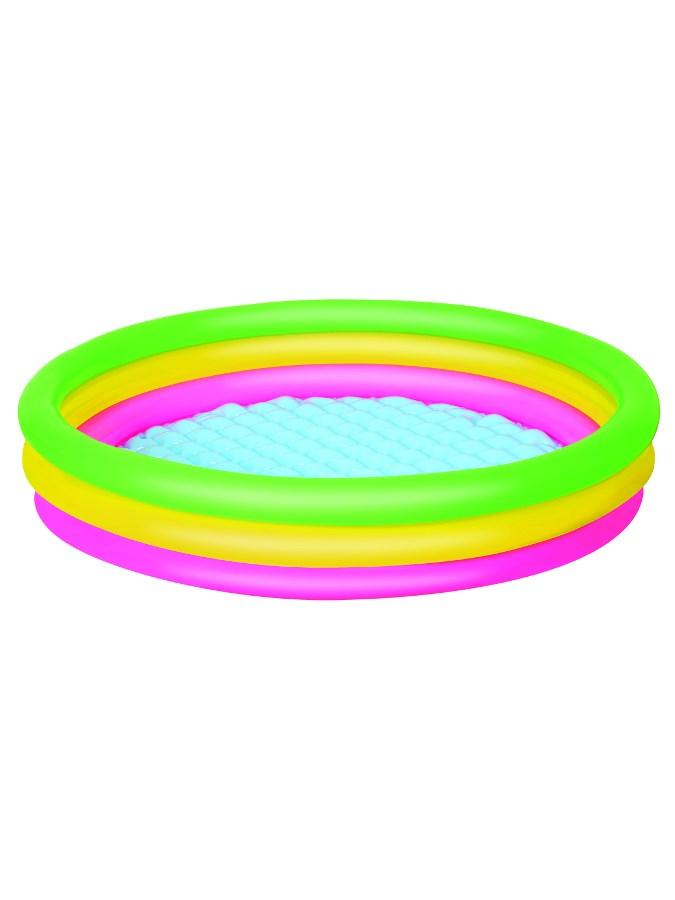 Detský nafukovací bazén Bestway 3 farebný