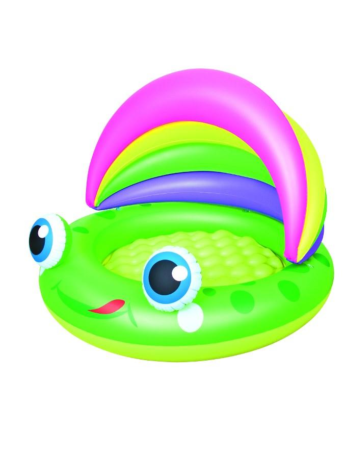 Detský nafukovací bazén Bestway žabka