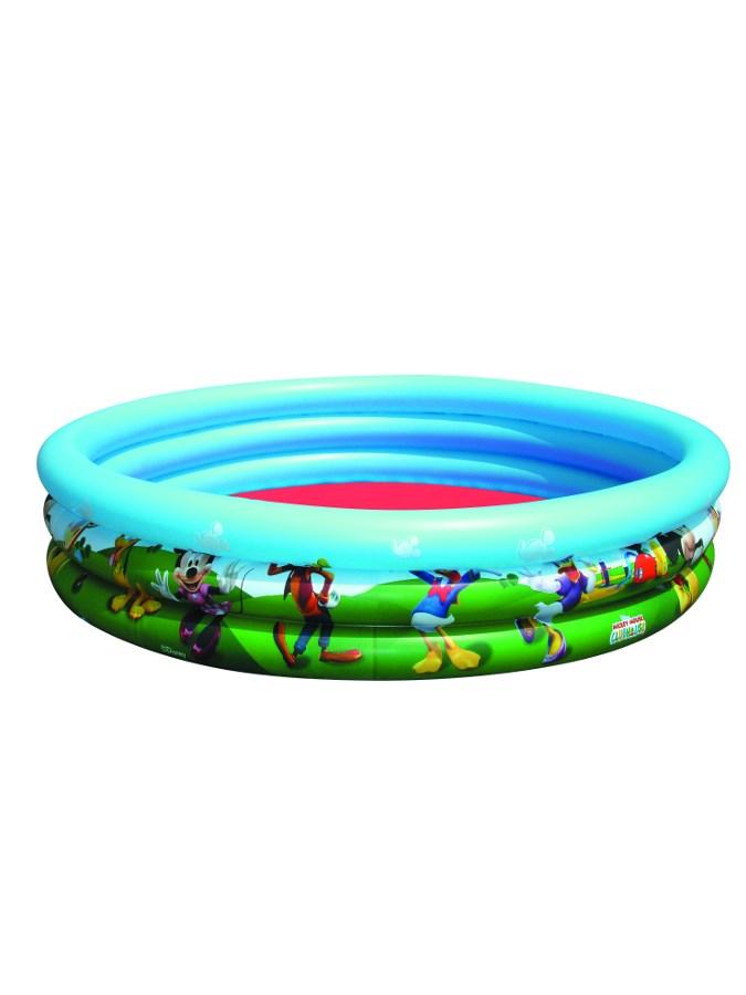 Detský nafukovací bazén Bestway Mickey Mouse a priatelia
