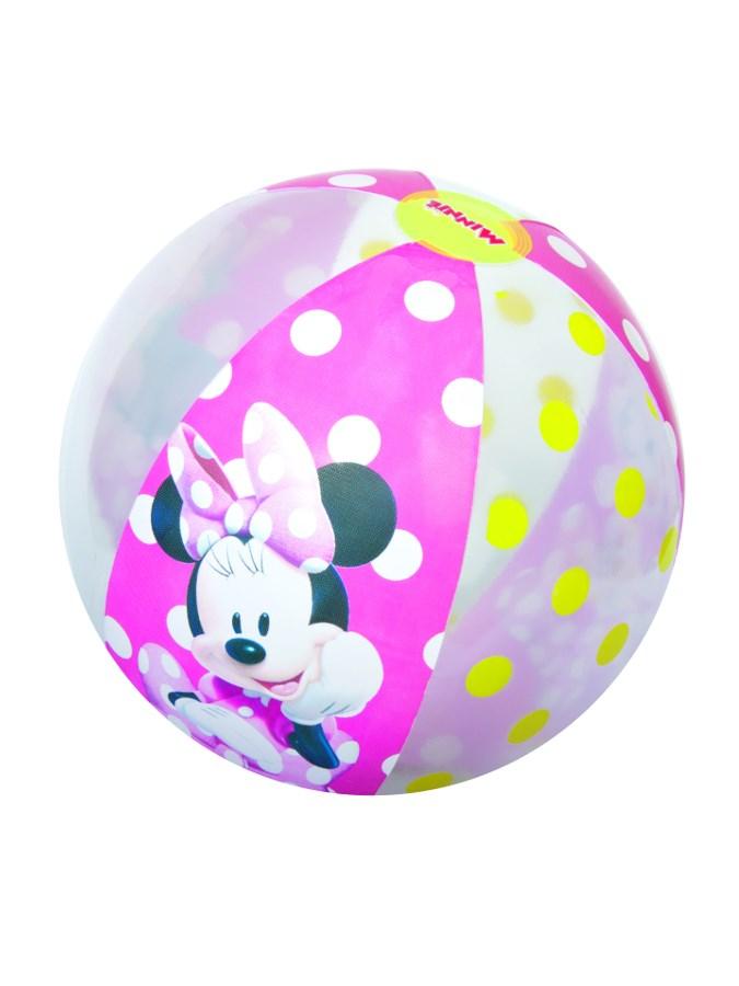 Detský nafukovací plážový balón Bestway Minnie