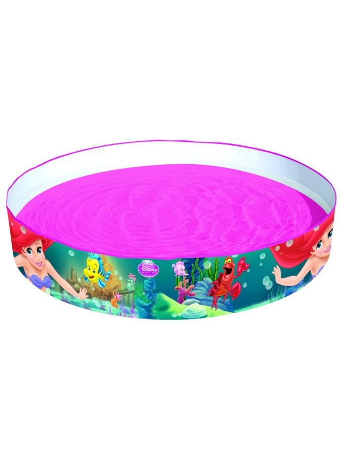 Detský bazén s pevnou stenou Bestway Disney Ariel