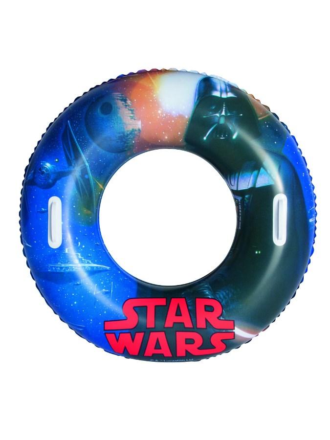 Detský nafukovací veľký kruh Bestway Star Wars