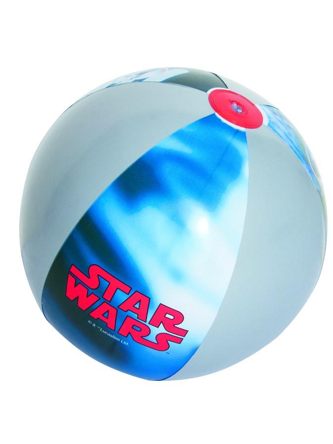 Detský nafukovací plážový balón Bestway Star Wars