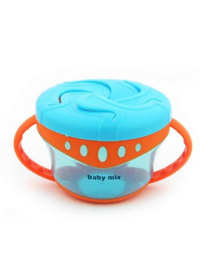 Detská kúzelná miska Baby Mix modrá