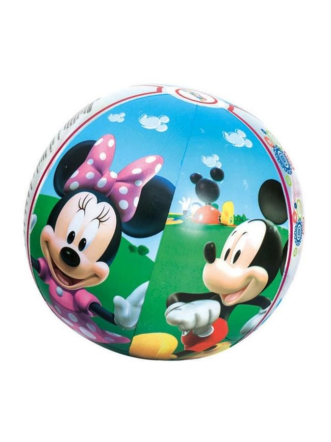 Detský nafukovací plážový balón Bestway Mickey Mouse