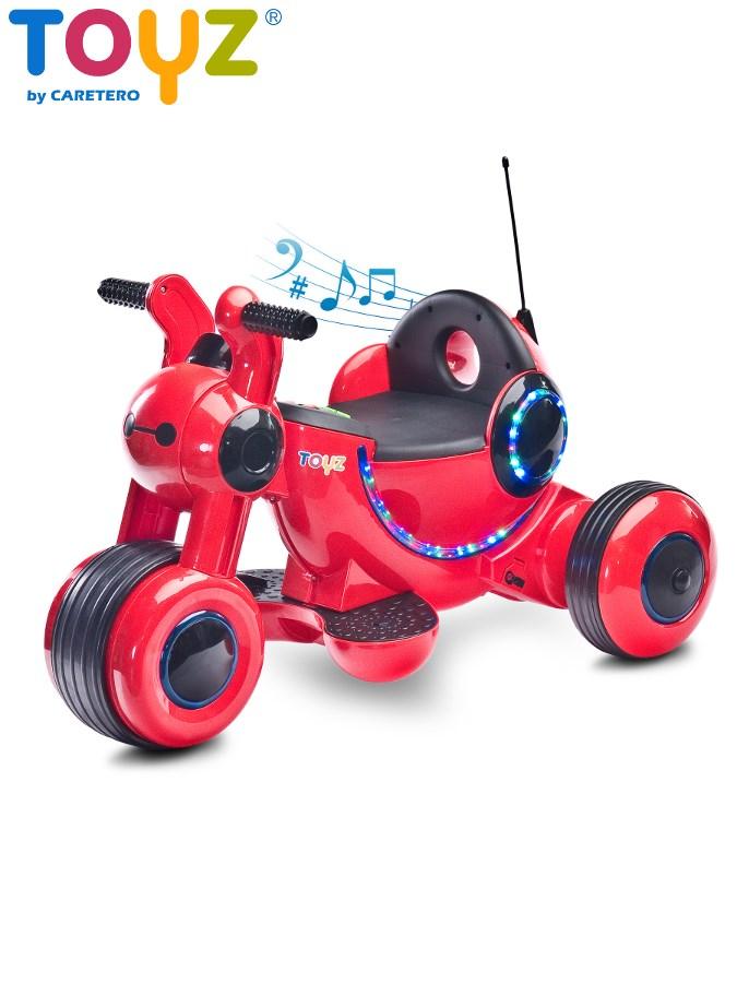 Elektrické vozidlo Toyz Gismo red