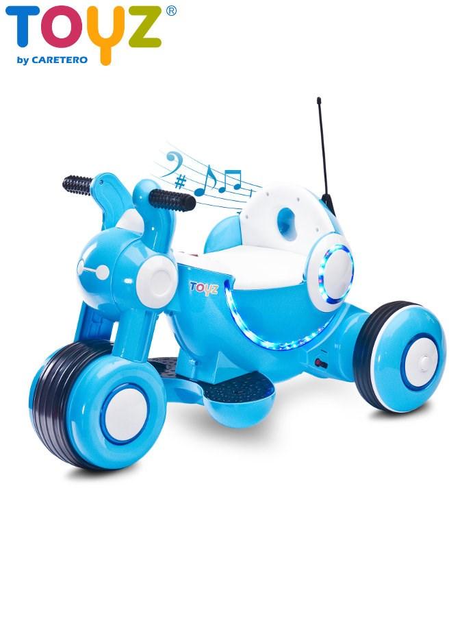 Elektrické vozidlo Toyz Gismo blue