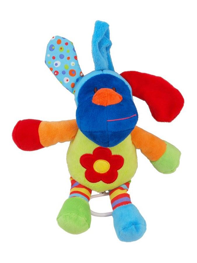 Plyšová hračka s melódiou Baby Mix psík