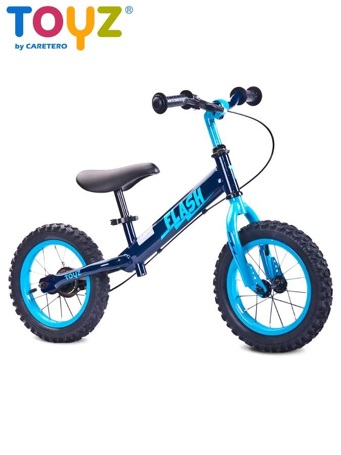 Detské odrážadlo bicykel Toyz Flash navy