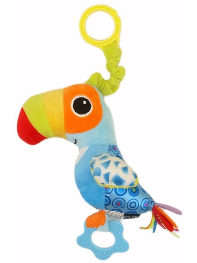 Plyšová hračka s melódiou Baby Mix tukan