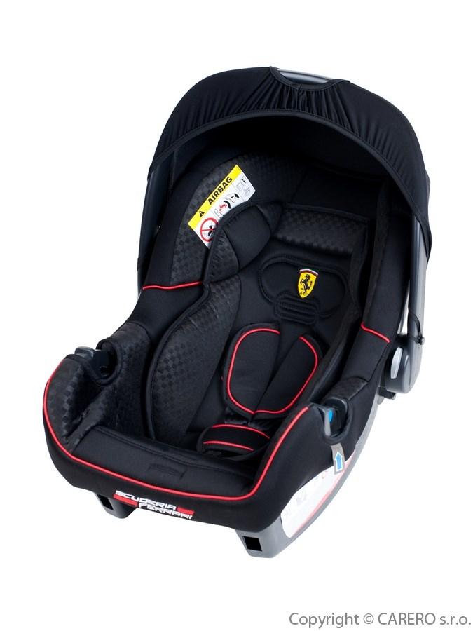 Autosedačka Nania Beone Ferrari Black 2016