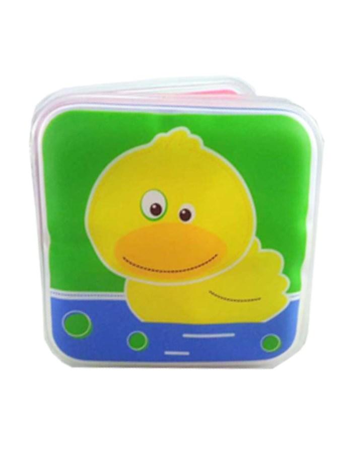 Hračka do kúpeľa Baby Mix knižka zvieratká
