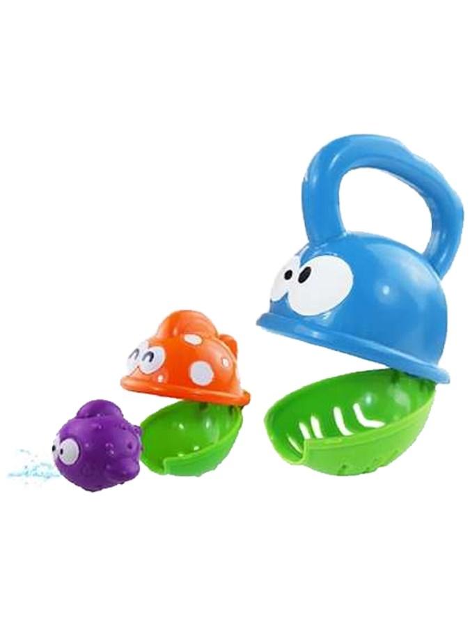 Detská hračka do kúpeľa Baby Mix papajúca rybka