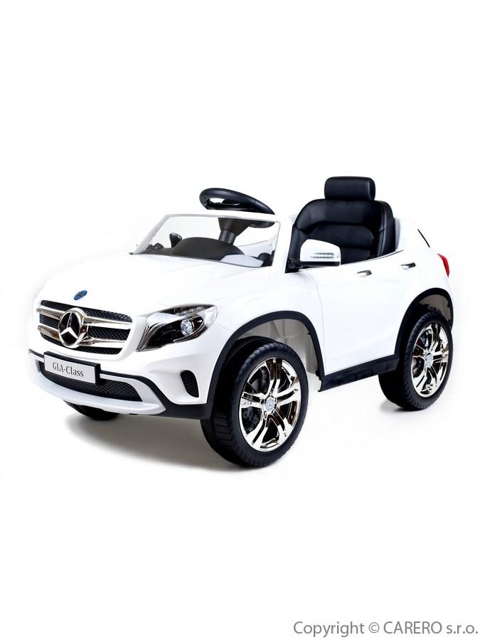 Elektrické autíčko Mercedes-Benz Bayo white