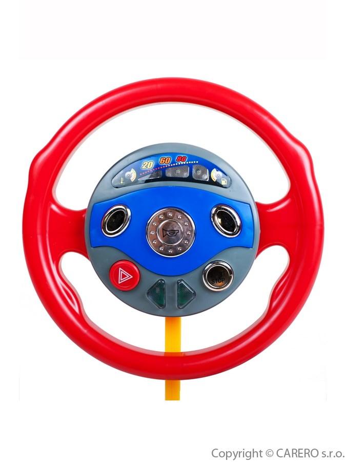 Detský volant do auta Baby Mix