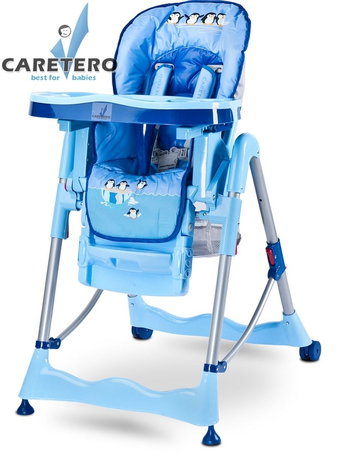 Stolička CARETERO Magnus Fun blue