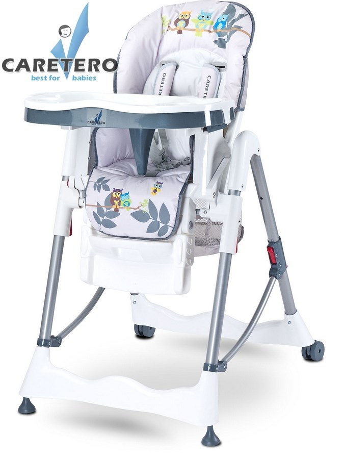 Stolička CARETERO Magnus Fun grey