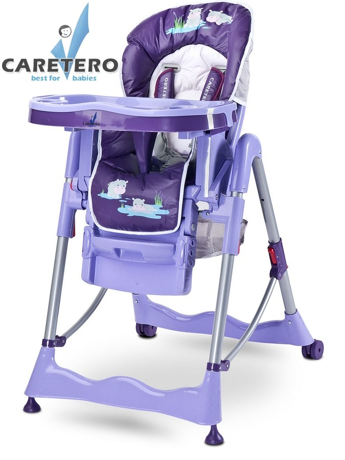 Stolička CARETERO Magnus Fun purple