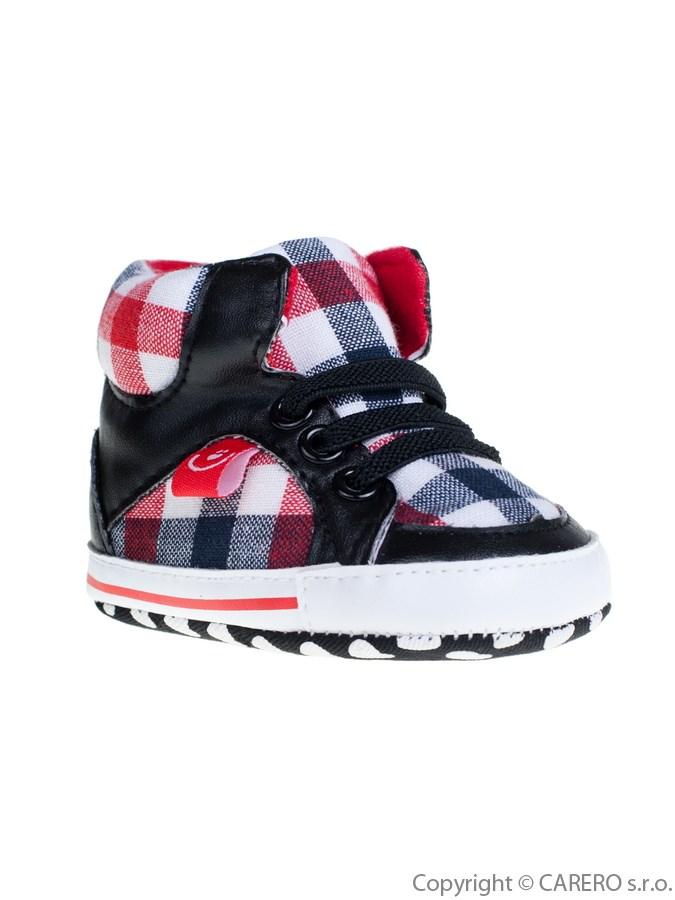Detské topánočky Bobo Baby červené