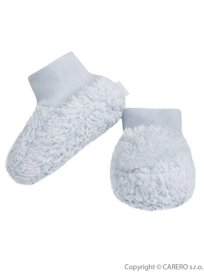 Dojčenské topánočky Baby Service sivé