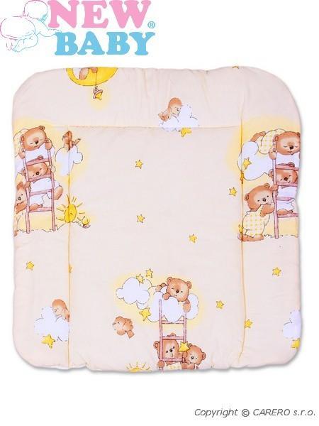 Bavlnená prebaľovacia podložka 70x65 New Baby