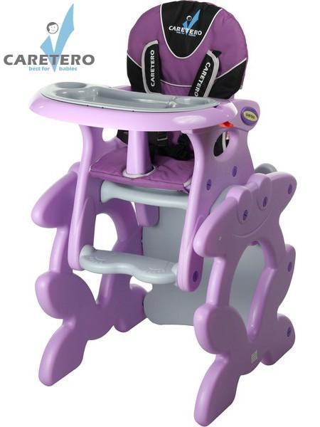 Stolička CARETERO Primus purple
