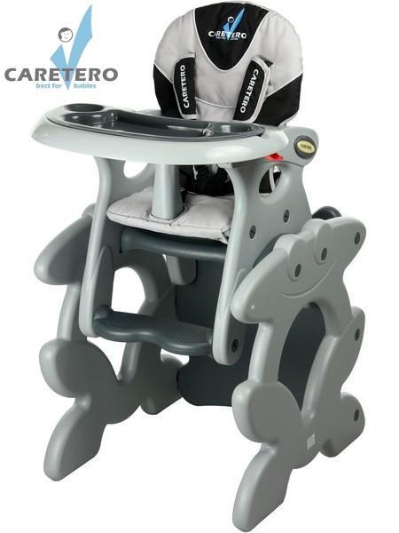 Stolička CARETERO Primus grey
