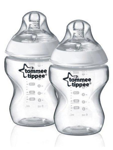 Fľaša Tomme Tippee C2N 260 ml 2ks