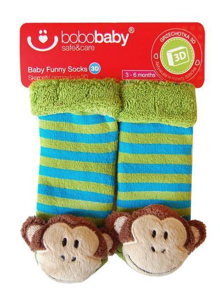 Ponožky dojčenské s hrkálkou
